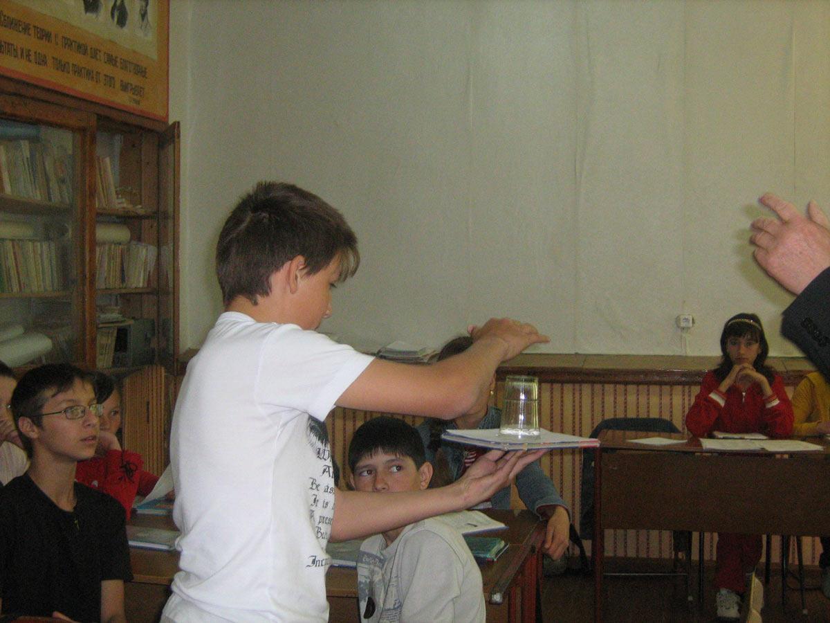 КВН в Лятошинской школе